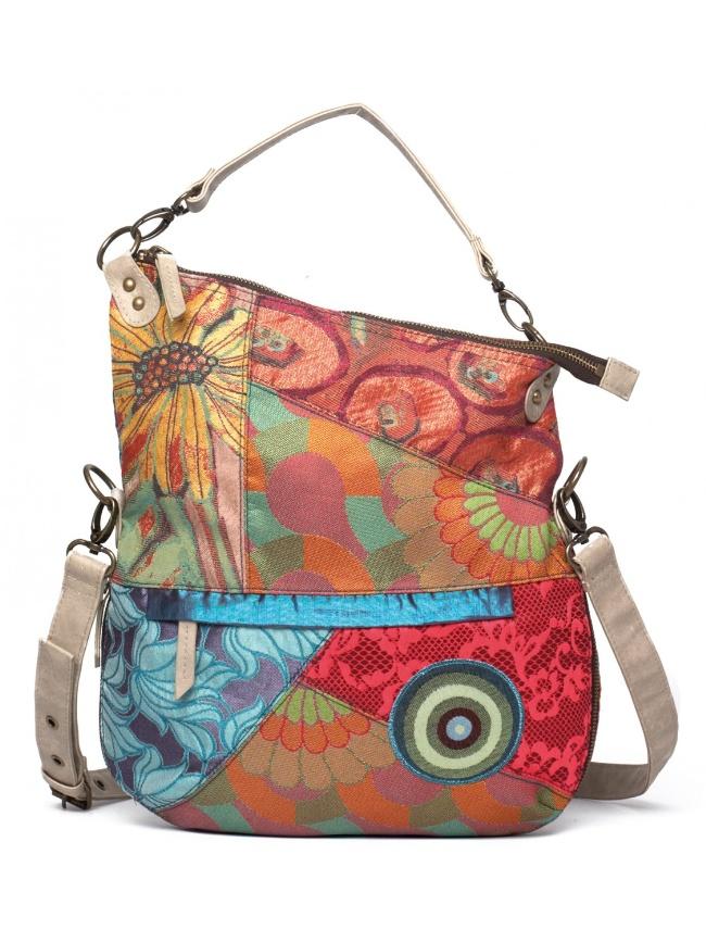63b1c54167b7 Яркие молодежные сумки марки Desigual